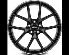 BBS Wheels CIR Black with Stainless Steel Lip