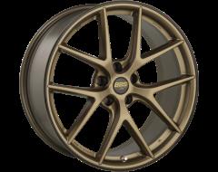BBS Wheels CIR Bronze with Stainless Lip
