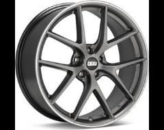 BBS Wheels CIR Platinum with Stainless Steel Lip