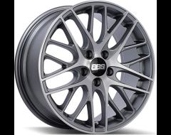 BBS Wheels CS Polished Titanium