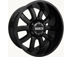 Bold Off-Road Wheels BD005 Painted Gloss Black