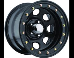 Ceco Wheels Crawler Series 46 Matte Black