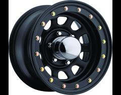 Ceco Wheels Daytona Beadlock Series 84 Black