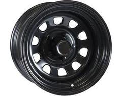 Ceco Wheels Daytona Series 84 Black