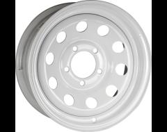 Ceco Wheels Modular Steel Wheel Series 93 White