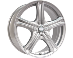 Ceco Wheels Series 245 Machined Silver