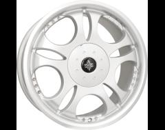 Ceco Wheels Series 907 Silver