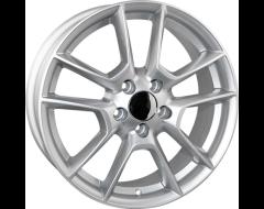 Ceco Wheels Series BK193 Silver