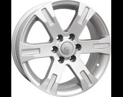Ceco Wheels Series BK398 Silver
