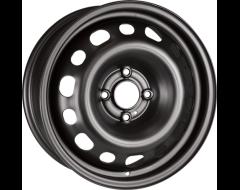 Ceco Wheels Steel Wheel Black
