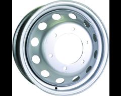 Ceco Wheels Steel Wheel White