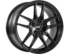 DAI Wheels Apex Classic Gloss Black