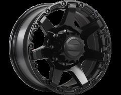 DAI Wheels Barrett Truck Gloss Black