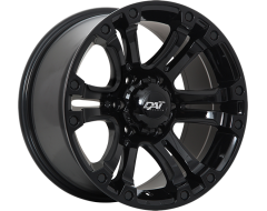 DAI Wheels Crusher Truck Gloss Black