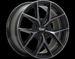 DAI Wheels Elegante Tuning Gloss Black Machined Smoked Clear Face