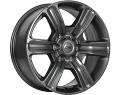 DAI Wheels Force 6 Truck Dark Gunmetal