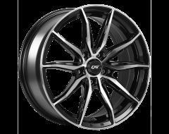 DAI Wheels Frantic Tuning Gloss Black Machined Face