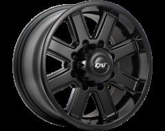 DAI Wheels Maxx Truck Satin Black