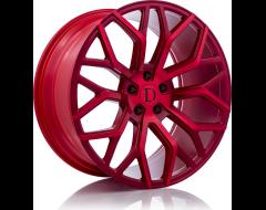 Deutschman Design Wheels D01 Machined Red