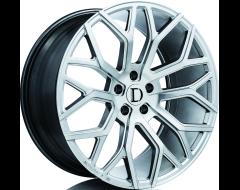 Deutschman Design Wheels D01 Machined Silver