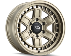 Dirty Life Wheels CAGE 9308 Matte Gold