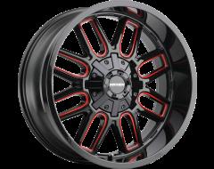 Dirty Life Wheels COGENT 9305 Matte Gold with Matte Black Lip