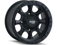 Dirty Life Wheels IRONMAN 9300 Matte Black Black Beadlock