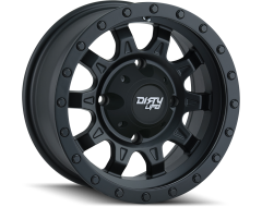 Dirty Life Wheels ROADKILL 9301 Matte Black Black Beadlock