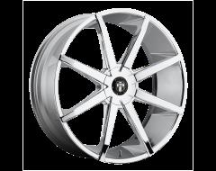 DUB Wheels S111 PUSH Chrome Plated
