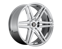 DUB Wheels S122 SKILLZ Chrome Plated