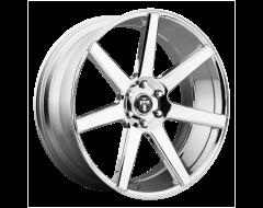 DUB Wheels S126 FUTURE Chrome Plated