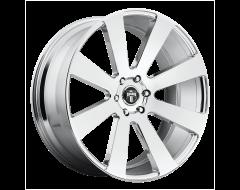 DUB Wheels S131 8-BALL Chrome Plated