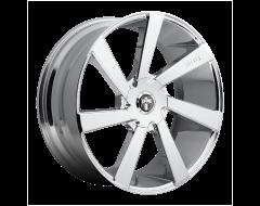 DUB Wheels S132 DIRECTA Chrome Plated