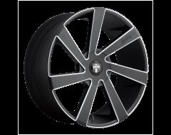 DUB Wheels S133 DIRECTA Matte Black Milled