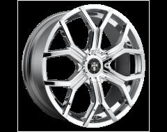 DUB Wheels S207 ROYALTY Chrome Plated