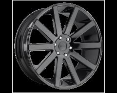 DUB Wheels S219 SHOT CALLA Gloss Black