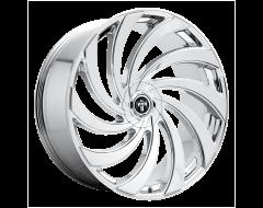 DUB Wheels S238 DELISH Chrome Plated