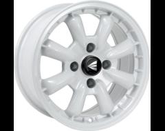 Enkei Wheels COMPE White Paint