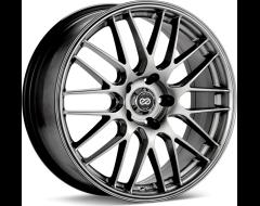 Enkei Wheels EKM3 Hyper Silver