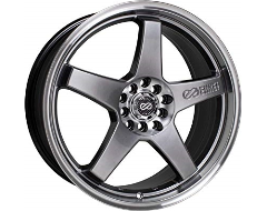 Enkei Wheels EV5 Hyper Black