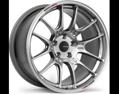Enkei Wheels GTC02 Hyper Silver