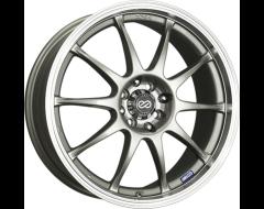 Enkei Wheels J10 Silver
