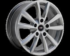 EURO DESIGN Wheels AD-2 Hyper Silver