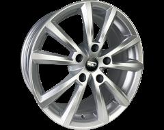 EURO DESIGN Wheels AD-2 Silver