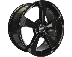 EURO DESIGN Wheels AR6 Gloss Black