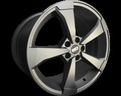 EURO DESIGN Wheels AR6 Matte Gunmetal