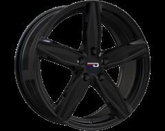 EURO DESIGN Wheels Berlin Gloss Black