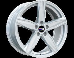 EURO DESIGN Wheels Berlin Hyper Silver