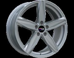 EURO DESIGN Wheels Berlin Silver