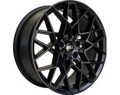 EURO DESIGN Wheels BM8 Matte Black